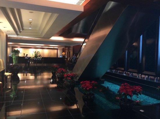 JW Marriott Hotel Bangkok: ロビー