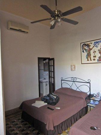 Hotel Reforma: main room