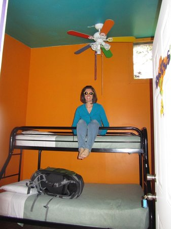 India House Hostel: Our private room
