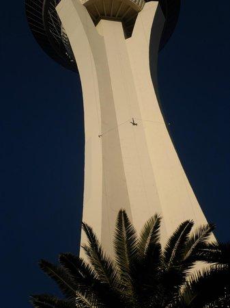 SkyJump Las Vegas : can you spot the spec?