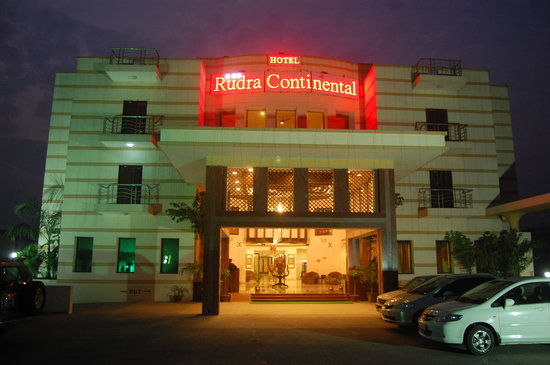 Hotel Rudra Continental : Hotel Front