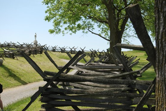 Antietam National Battlefield: The Sunken Road