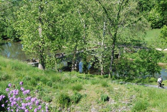 Antietam National Battlefield : Burnside Bridge