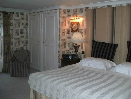 Castle Hotel : My room