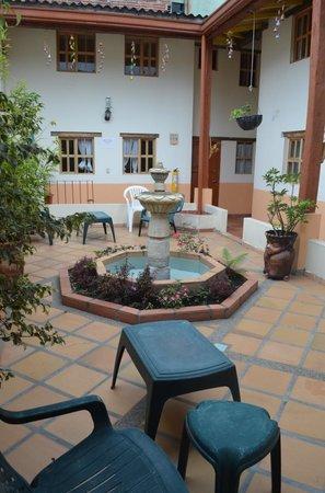 Hostal La Candelaria Bogota: Espacios comunes