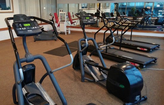 Lancaster Host Resort and Conference Center: Fitness Room