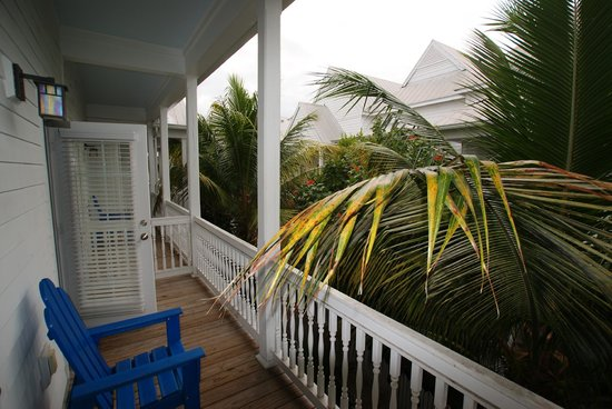 Parrot Key Hotel and Resort: Porch #1