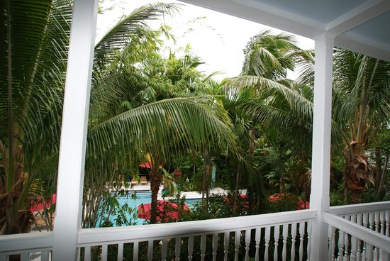 Parrot Key Hotel and Resort: Porch #3