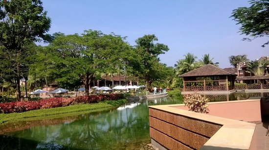Park Hyatt Goa Resort and Spa  |  Arossim Beach, Cansaulim 403712, India