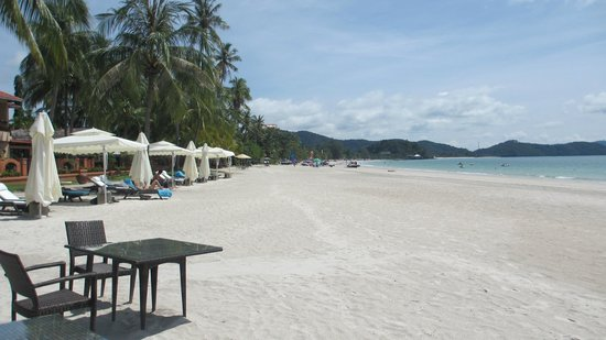 Casa del Mar, Langkawi: Clean Beaches with great facilities