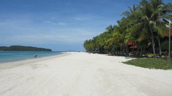 Casa del Mar, Langkawi: Pristine Clean Beaches