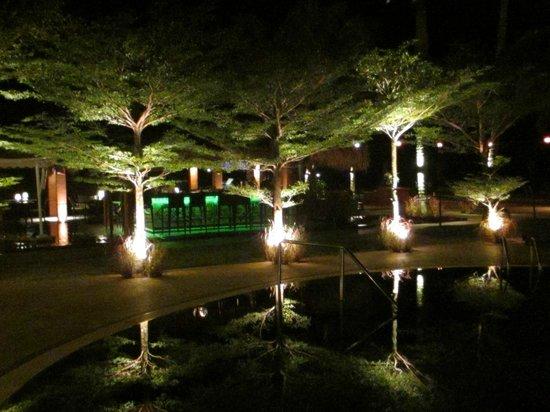 Casa del Mar, Langkawi: Pool at Night