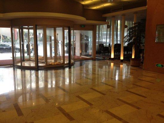Holiday Inn Jasmine Suzhou Hotel : Ingresso