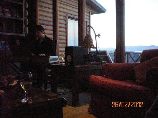 La Cantera Boutique Hotel: Sala de estar