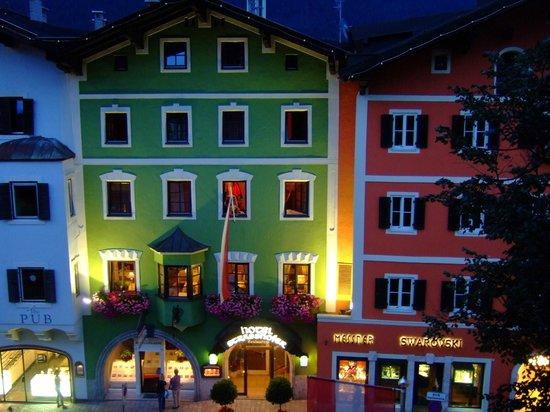 Hotel Zur Tenne: 部屋からの眺め