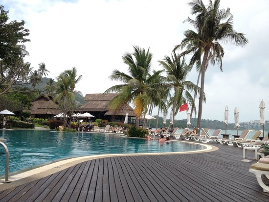 Nora Beach Resort and Spa: View beach