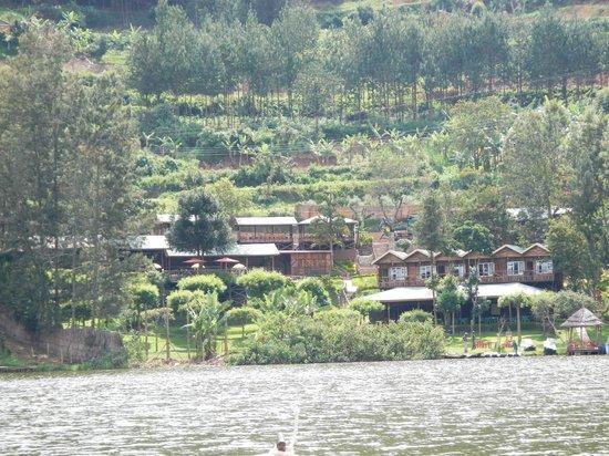 Bunyonyi Overland Resort: From the lake