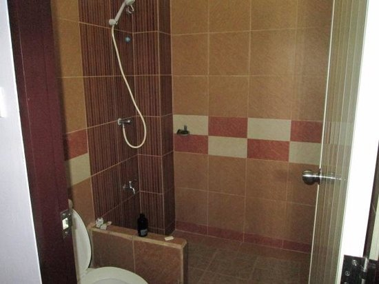 Asia Divers Resort : Shower