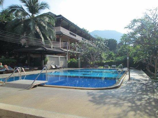Asia Divers Resort: Pool