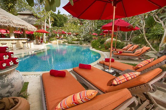 Rocky's Boutique Resort: Garden Pool