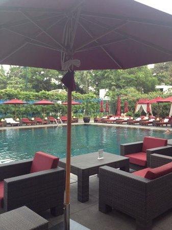 The Sukhothai Bangkok : pool