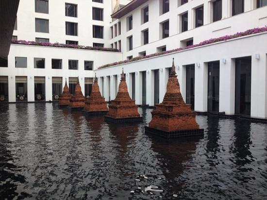 The Sukhothai Bangkok : around the hotel