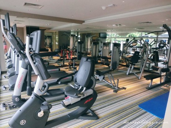 Village Hotel Katong by Far East Hospitality : Gym
