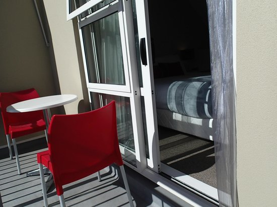 Vita Nova Motel: pleasant balcon