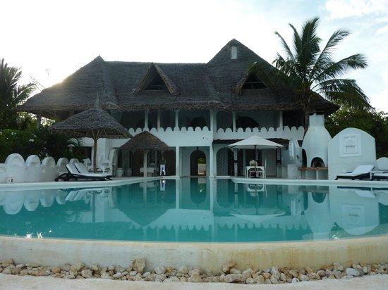 Msambweni Beach House: Main house