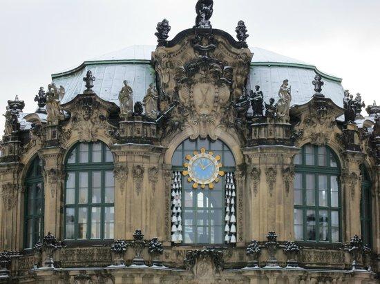Dresden Municipal Gallery and Art Collection: Часть  Дрезденской галереи