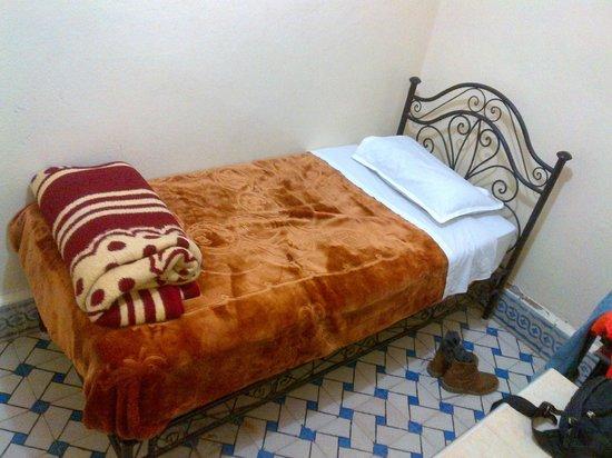 Hotel de la Paix: habitacion para uno