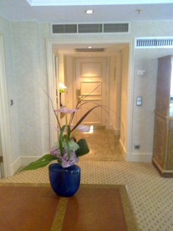 Hotel InterContinental Frankfurt: IC Frankfurt - Suite