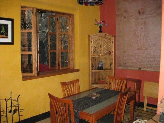 Casa Rayon: Dinning
