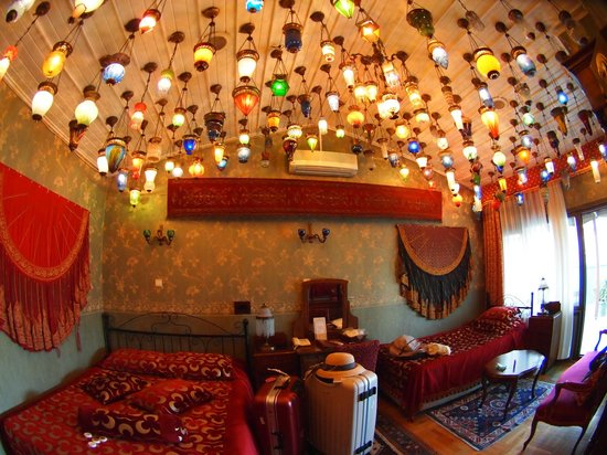 Kybele Hotel: 部屋