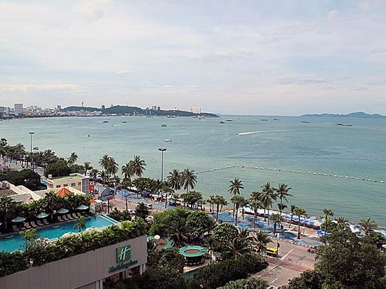Amari Garden Pattaya: View from our Room