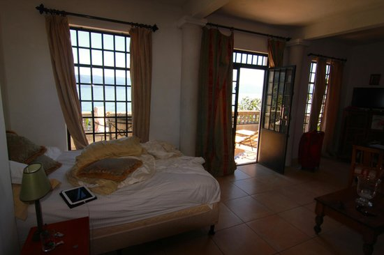Casa Lobo Bungalows : queen size apartment