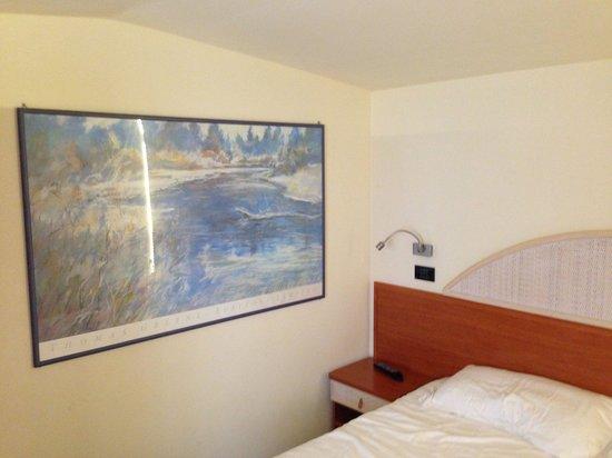 Hotel Montebello: Camera