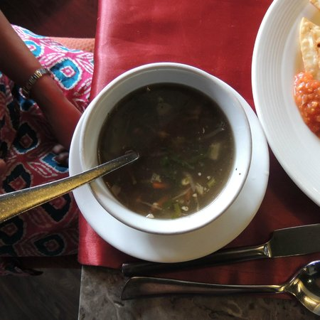 Hotel Regaalis: Soup