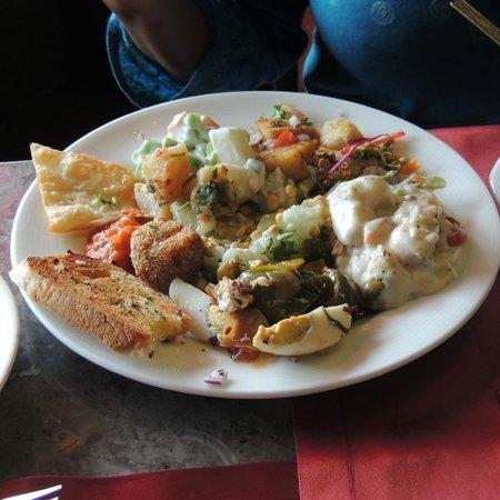 Hotel Regaalis: Appetizers!