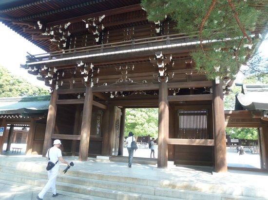 Meijijingu Gaien: Meiji Shrine