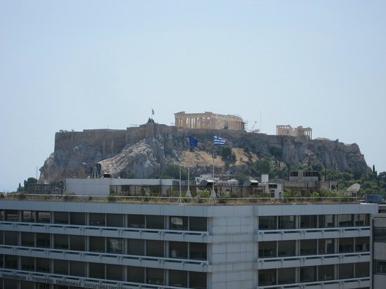 King George, A Luxury Collection Hotel: Acropolis View Suite