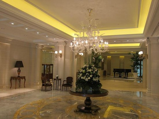 King George, A Luxury Collection Hotel: Lobby2