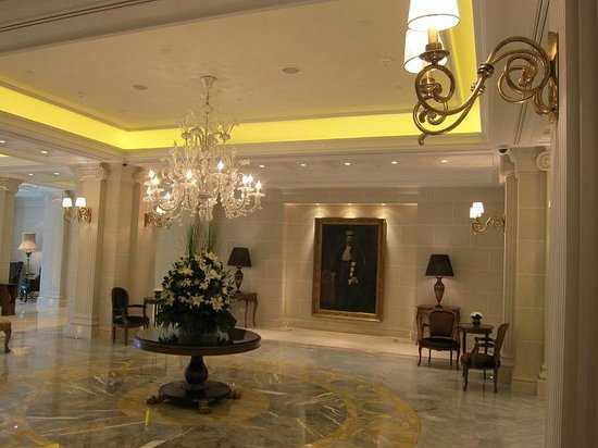 King George, A Luxury Collection Hotel: Lobby1