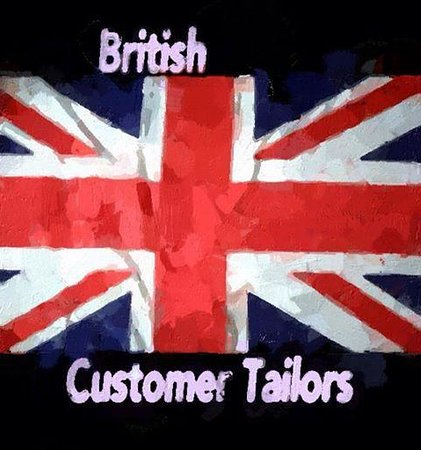 British Custom Tailors: Training by British of reliance