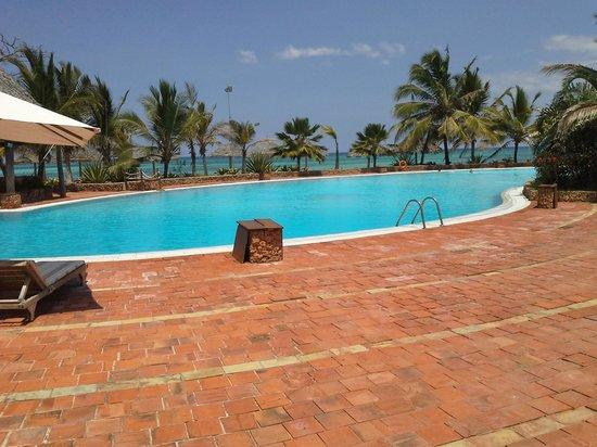 Dongwe Club: piscina di acqua salata