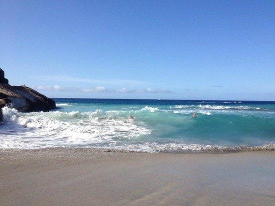 Sheraton La Caleta Resort & Spa, Costa Adeje, Tenerife: Playa del Duque