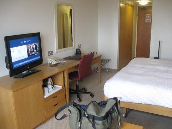 Hilton Blackpool Hotel: Room view 2
