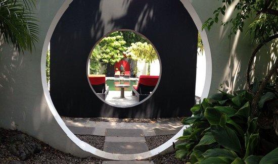 Arvina Villas: L entrée des villas