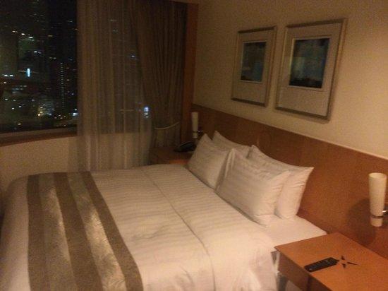Metropark Hotel Causeway Bay Hong Kong: Hotel Room