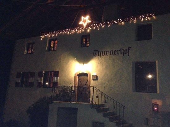 Thurnerhof: L'esterno del locale